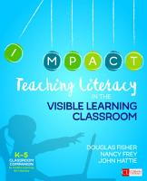 Teaching Literacy in the Visible Learning Classroom  Grades K 5 PDF