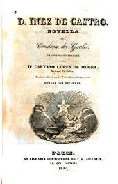 D. Inez de Castro: novella