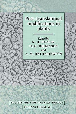 Post translational Modifications in Plants PDF