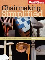 Chairmaking Simplified PDF