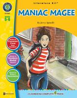 Maniac Magee   Literature Kit Gr  5 6 PDF