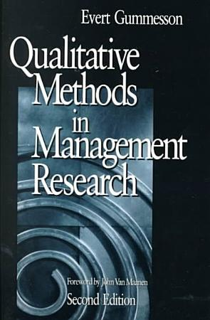 Qualitative Methods in Management Research PDF