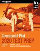 Commercial Pilot Test Prep 2020