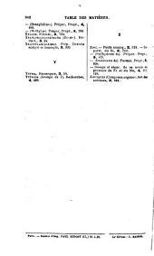 Bulletin de la Société chimique de Paris