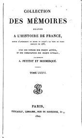 Mémoires secrets sur les règnes de Louis xiv et de Louis xv: Volume 76