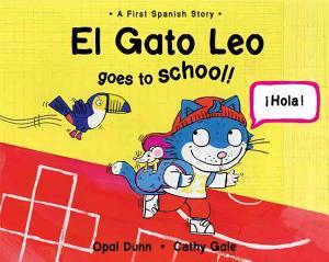 El Gato Leo Goes to School  PDF
