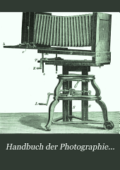 Handbuch der Photographie: Band 3