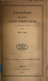 Descriptio arcis Athenarum