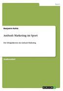 Ambush Marketing im Sport PDF