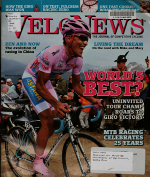 Velo News PDF
