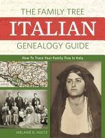The Family Tree Italian Genealogy Guide PDF