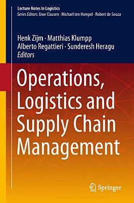 Operations, Logistics and Supply Chain Management