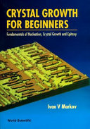 Crystal Growth for Beginners PDF