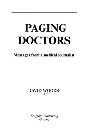 Paging Doctors PDF