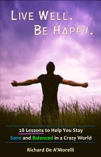 Live Well  Be Happy  PDF