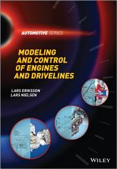 Modeling and Control of Engines and Drivelines