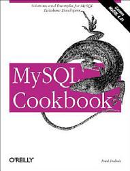 MySQL Cookbook PDF
