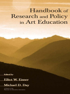 Handbook of Research and Policy in Art Education