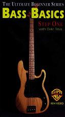 Ultimate Beginner Series Bass Basics