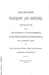 Military Topography and Sketching