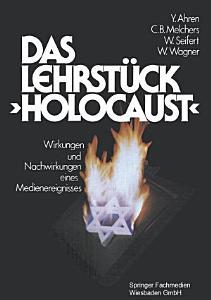 Das Lehrst  ck    Holocaust    PDF