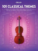 Download 101 Classical Themes for Cello Book