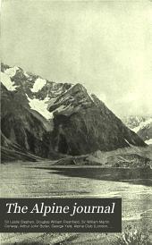 The Alpine Journal: Volume 24