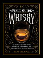 A Field Guide to Whisky PDF