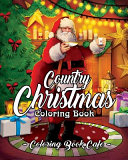 Country Christmas Coloring Book PDF