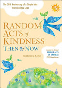 Random Acts of Kindness Then and Now
