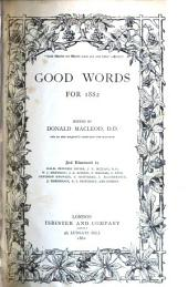 Good Words and Sunday Magazine: Volume 23