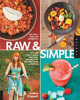 Raw and Simple Book