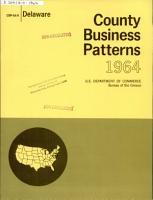 County Business Patterns PDF