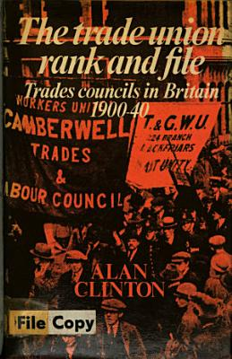 The Trade Union Rank and File PDF