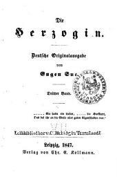 Die Herzogin: Band 1,Teile 3-5