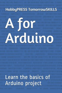 A For Arduino Book PDF