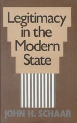 Legitimacy In The Modern State Book PDF