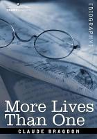 More Lives Than One PDF