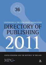 Directory of Publishing 2011