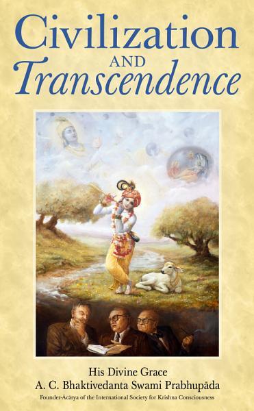 Civilization and Transcendence