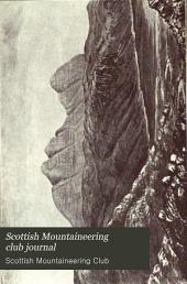 Scottish Mountaineering Club Journal: Volume 1