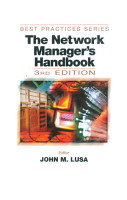 The Network Manager s Handbook  Third Edition PDF