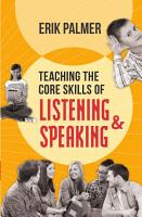 Teaching the Core Skills of Listening and Speaking PDF