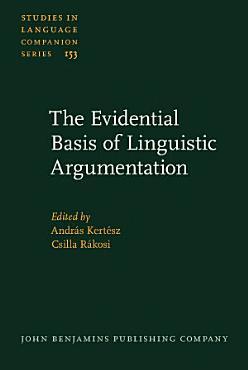 The Evidential Basis of Linguistic Argumentation PDF