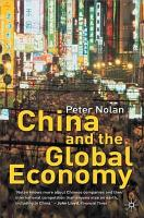 China and the Global Economy PDF