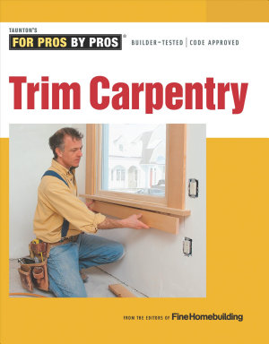 Trim Carpentry PDF