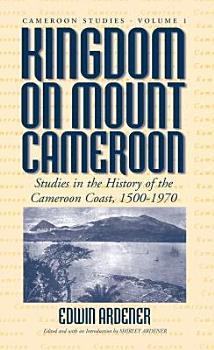 Kingdom on Mount Cameroon PDF