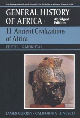 UNESCO General History of Africa  Vol  II  Abridged Edition PDF