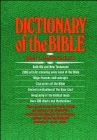 The Dictionary Of The Bible PDF