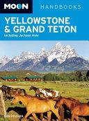 Moon Yellowstone and Grand Teton